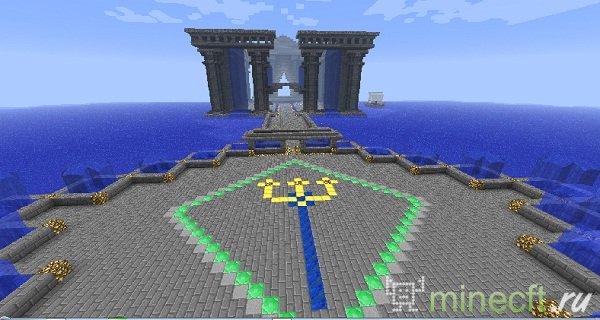Карта: Парк развлечений [1.5.2 - 1.6.2] » MinecraftOnly ...