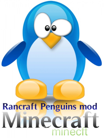 "Мод ""Rancraft Penguins"" Пингвины [1.4.7]"