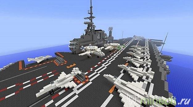 """Aircraft Carrier"""" корабль"""