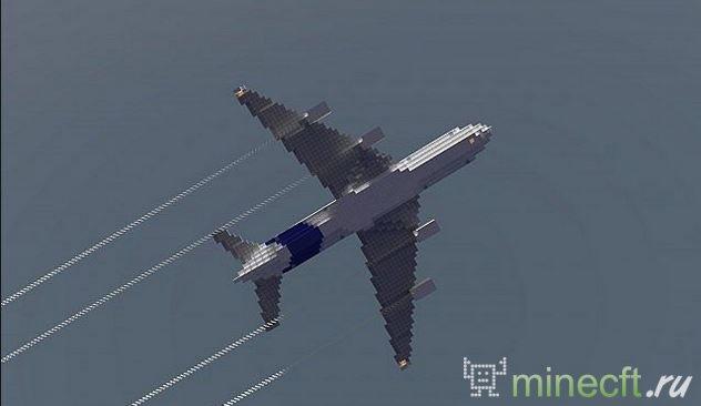 Моды На Для Майнкрафт 1.7.10 На Самолёты