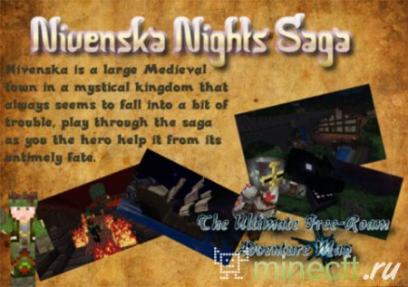 "Карта ""Nivenska Nights Saga"" [1.7.2]"