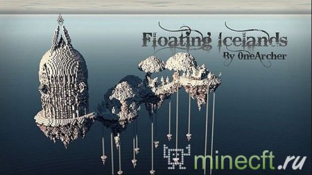 "Карта ""Floating Icelands"""